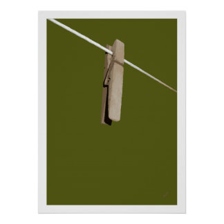 Hanging in There! Print