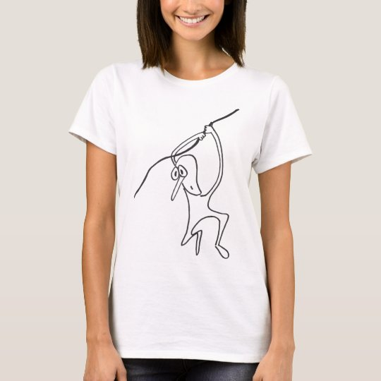 hanging in there T-Shirt