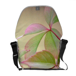 Hanging Leaves Courier Bags