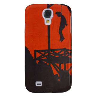 Hanging Man Gallows Galaxy S4 Case