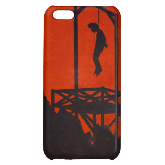 Hanging Man Gallows iPhone 5C Covers