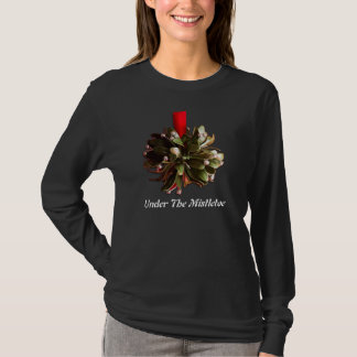 Hanging Mistletoe T-Shirt
