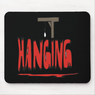 Hanging Mouse Pad