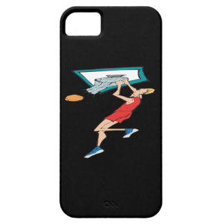 Hanging On The Rim iPhone SE/5/5s Case