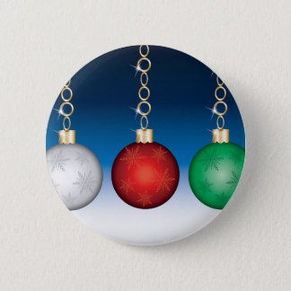 Hanging Ornament Design Button