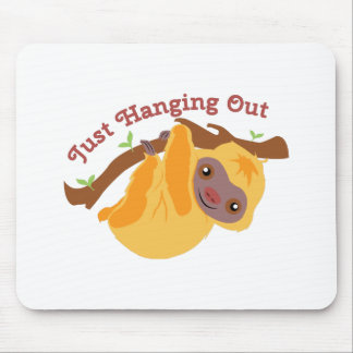 Hanging Out Mouse Pad
