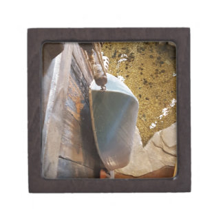 Hanging Out to Dry Vintage Row Boat Jewelry Box