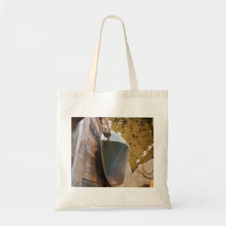 Hanging Out to Dry Vintage Row Boat Tote Bag