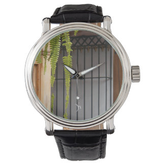 Hanging Plant Wrist Watches