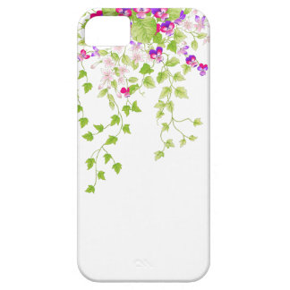 Hanging Plants on White iPhone SE/5/5s Case