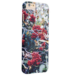 hanging red young coffee beans barely there iPhone 6 plus case