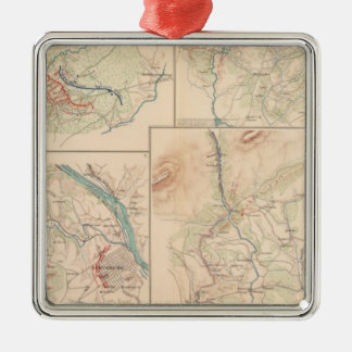Hanging Rock Monocacy Christmas Ornaments