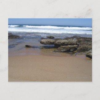 Hanging Rock postcard