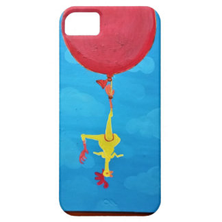 Hanging rubber chicken iPhone SE/5/5s case