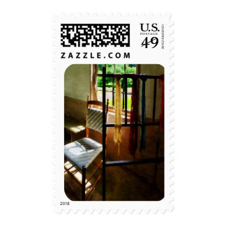 Hanging Skeins of Yarn Postage