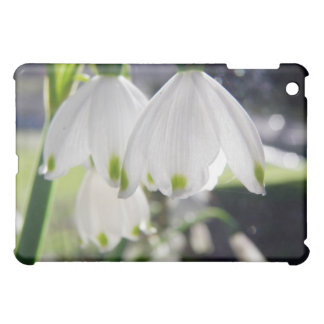 Hanging Snowdrops iPad Mini Cover