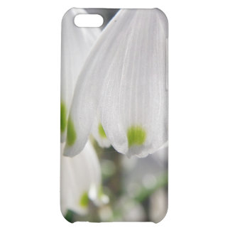 Hanging Snowdrops iPhone 5C Case