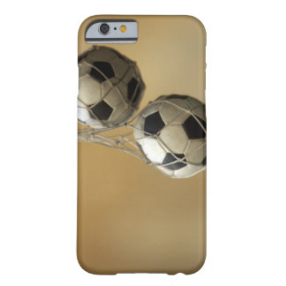 Hanging Soccer Balls Barely There iPhone 6 Case