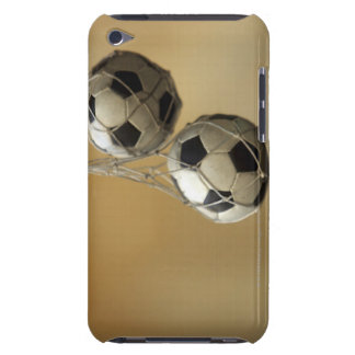 Hanging Soccer Balls iPod Touch Cover