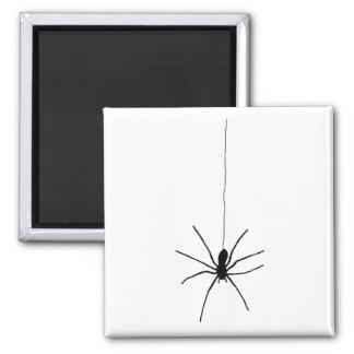 Hanging Spider Refrigerator Magnets