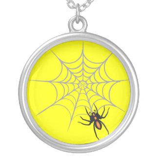 Hanging Spider Necklaces