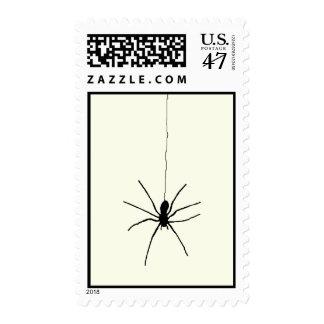 Hanging Spider Stamp