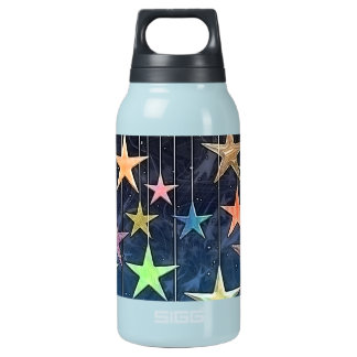 HANGING STARS INSULATED WATER BOTTLE