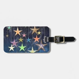 HANGING STARS LUGGAGE TAG