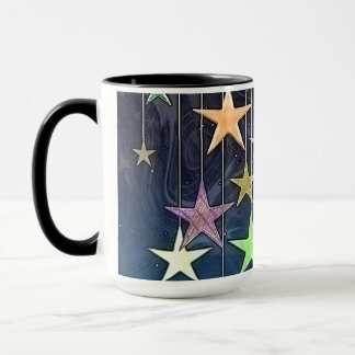 HANGING STARS MUG
