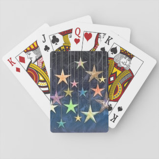 HANGING STARS PLAYING CARDS