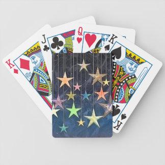 HANGING STARS CARD DECKS
