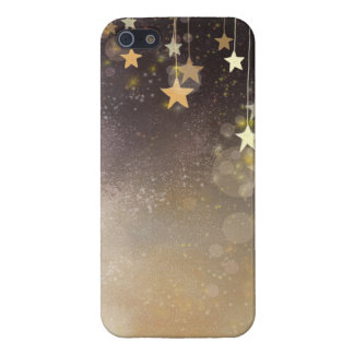Hanging Stars Sparkle Case For iPhone 5
