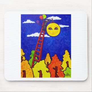 Hanging the Sun Mouse Pad