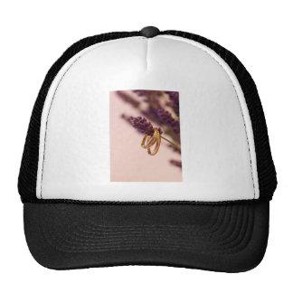 Hanging Wedding Bands Trucker Hat