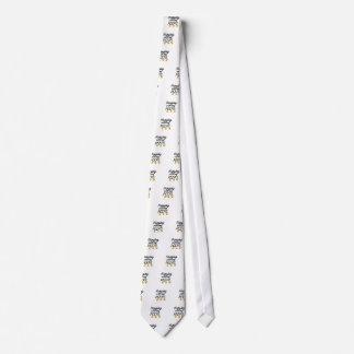 Hanging With My Peeps - Social Design Neck Tie