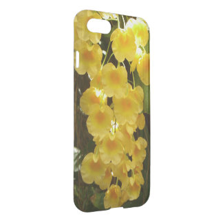 Hanging Yellow Orchids Tropical Flowers iPhone 7 Case