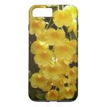 Hanging Yellow Orchids Tropical Flowers iPhone 8 Plus/7 Plus Case
