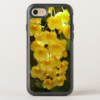 Hanging Yellow Orchids Tropical Flowers OtterBox Symmetry iPhone 7 Case