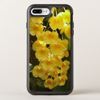 Hanging Yellow Orchids Tropical Flowers OtterBox Symmetry iPhone 7 Plus Case