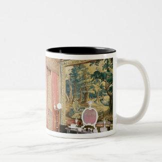 Hangings and Coverlet Two-Tone Coffee Mug