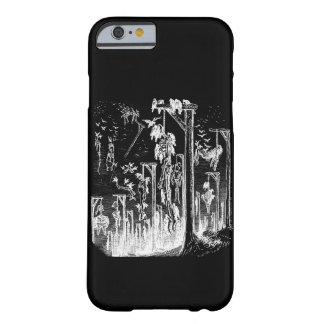 Hangmans Feast Negative Image Barely There iPhone 6 Case