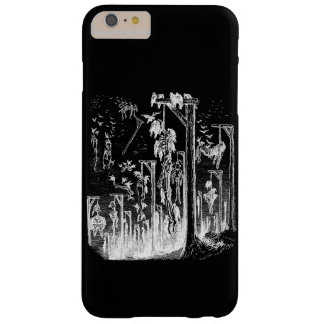 Hangmans Feast Negative Image Barely There iPhone 6 Plus Case