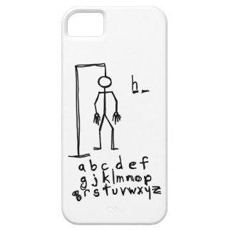 Hangman's Hello iPhone SE/5/5s Case