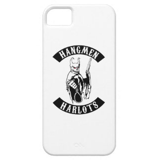 Hangmen Harlots phone cover
