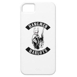 Hangmen Harlots phone cover iPhone 5 Cases