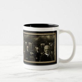 Hangmoth Men Two-Tone Coffee Mug