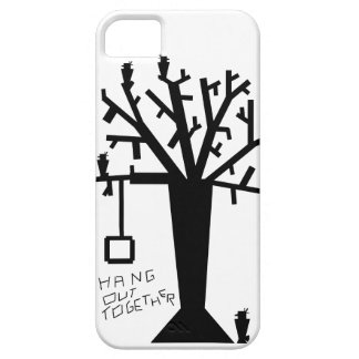 Hangout in Hanging Tree iPhone 5 Case