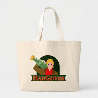 hangover tote bags