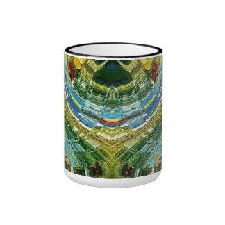 Hangover by rafi talby ringer coffee mug