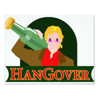 hangover card